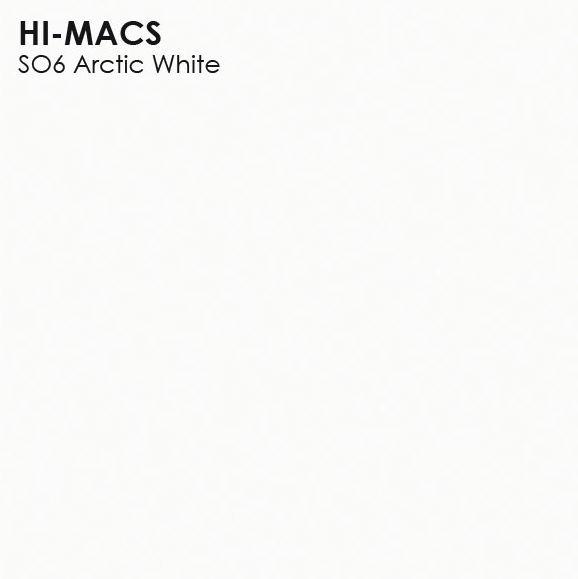 S 006 Arctic White